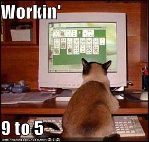Workin'  9 to 5