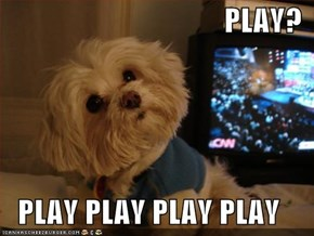 PLAY?  PLAY PLAY PLAY PLAY