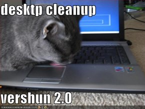 desktp cleanup  vershun 2.0