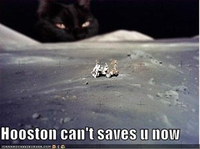 Hooston can't saves u now