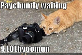 Paychuntly waiting  4 LOLhyoomun