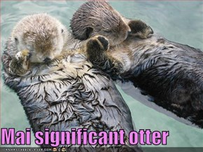 Mai significant otter