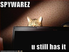 SPYWAREZ  u still has it