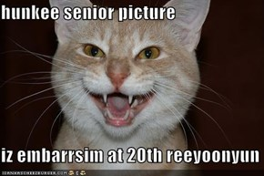 hunkee senior picture  iz embarrsim at 20th reeyoonyun