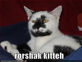 rorshak kitteh