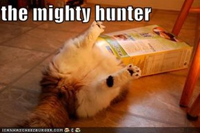 the mighty hunter
