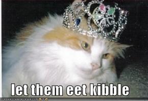 let them eet kibble