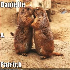 Danielle & Patrick