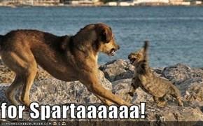for Spartaaaaaa!