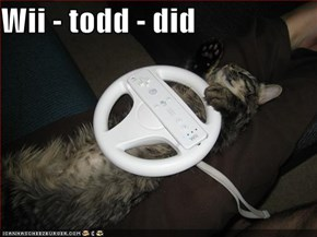 Wii - todd - did
