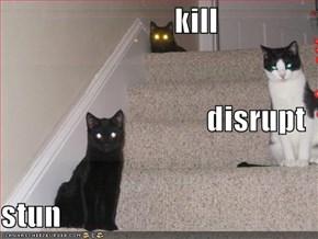 kill disrupt stun