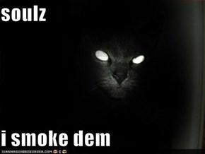 soulz  i smoke dem