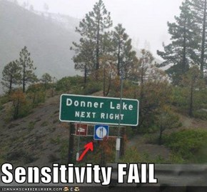 Sensitivity FAIL