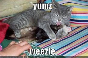 yumz  weezle