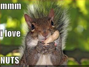 mmm i love NUTS