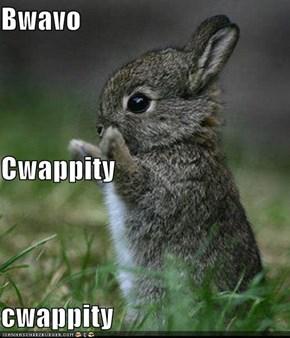 Bwavo Cwappity cwappity