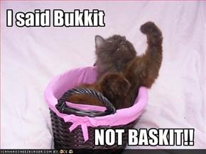 I said Bukkit