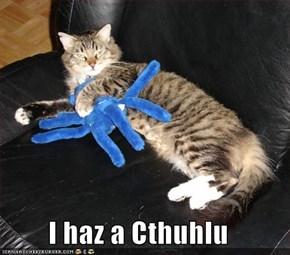 I haz a Cthuhlu