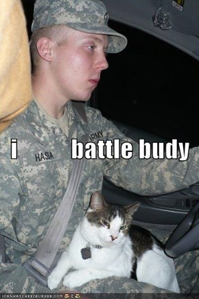 i           battle budy
