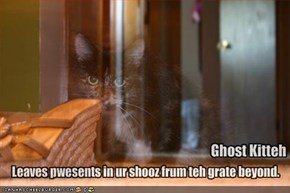 Ghost Kitteh