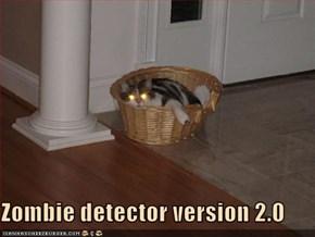Zombie detector version 2.0