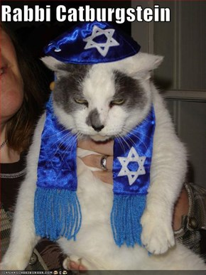 Rabbi Catburgstein
