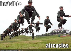 invisible  aircycles