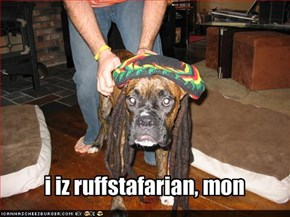 i iz ruffstafarian, mon