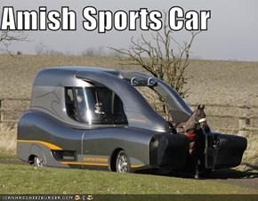 Amish Sports Car