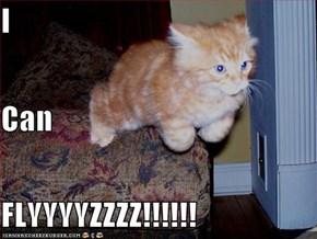 I Can FLYYYYZZZZ!!!!!!