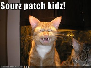 Sourz patch kidz!