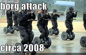 borg attack  circa 2008