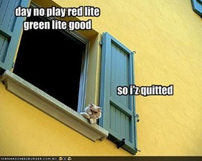 day no play red lite green lite good