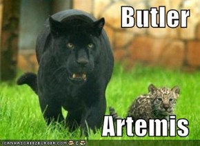 Butler  Artemis