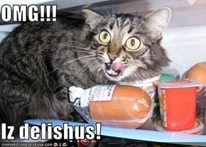 OMG!!!  Iz delishus!