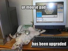ur mouse pad