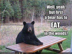 Well, yeah,