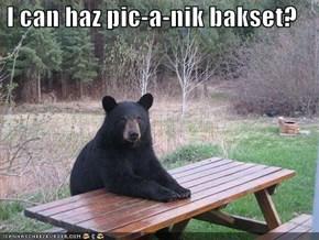 I can haz pic-a-nik bakset?