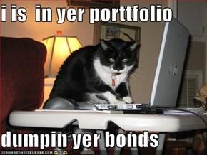 i is  in yer porttfolio  dumpin yer bonds