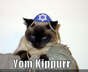Yom Kippurr