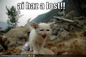 ai haz a lost!!
