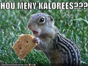 HOU MENY KALOREES???