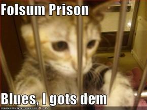 Folsum Prison  Blues, I gots dem