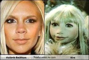 Victoria Beckham TotallyLooksLike.com Kira