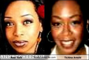 New York TotallyLooksLike.com Tichina Arnold
