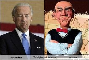 Joe Biden TotallyLooksLike.com Walter