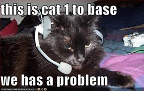 this is cat 1 to base  we has a problem