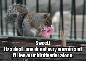 Sweet!