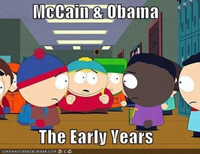 McCain & Obama  The Early Years