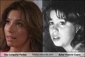 Eva Longoria Parker TotallyLooksLike.com Actor Francis Capra